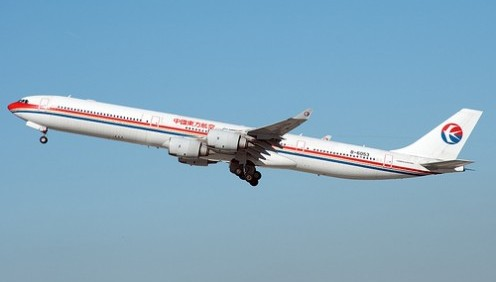 China Eastern Airbus A340