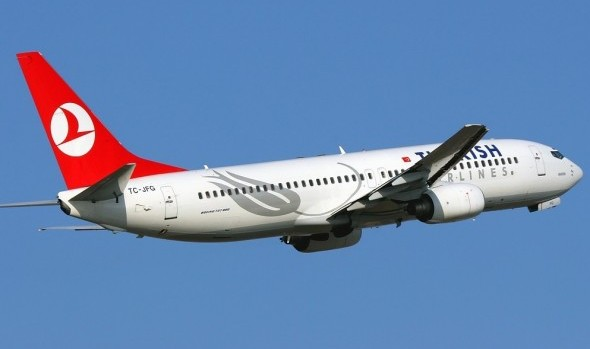 Turkish Airlines Boeing 737