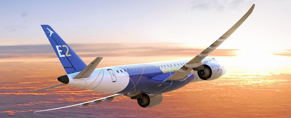 Embraer Gains Altitude on Strong 2017 Outlook